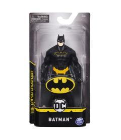 Figurina - DC Batman - Costum Negru, 15 cm