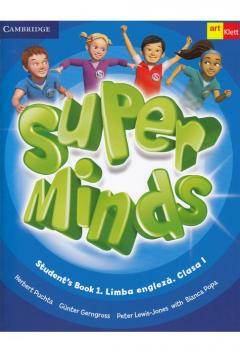 Super Minds - Limba Engleza. Clasa 1