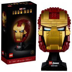 Jucarie - LegoMarvel Avengers - Iron Man Helmet