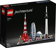 Jucarie - Lego Architecture - Tokyo, 21051