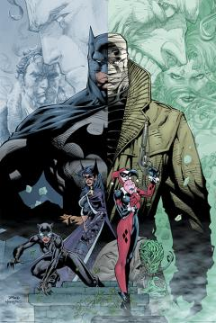 Poster - Batman Hush