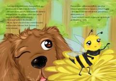 Jup, un pisoi de soi - La cules de polen
