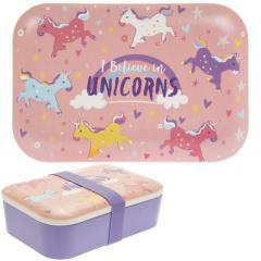 Cutie pentru pranz Eco - Unicorn