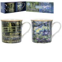 Set 2 cani - Claude Monet