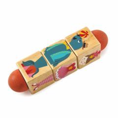 Jucarie din lemn - Circus Twister