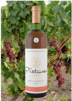 Vin rose Pietroasa Veche - Busuioaca de Bohotin, 2016, demi-dulce