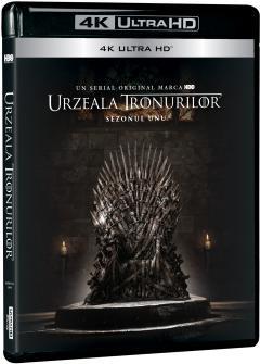 Urzeala Tronurilor - Sezonul 1 4K UHD / Game of Thrones - Season 1