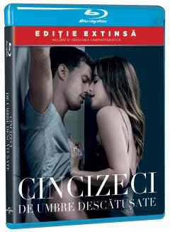 Cincizeci de umbre descatusate (Blu Ray Disc) / Fifty Shades Freed