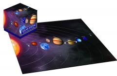 Puzzle - Solar System Planet - 100 piese