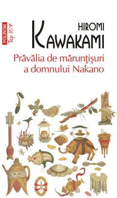 Pravalia de maruntisuri a domnului Nakano