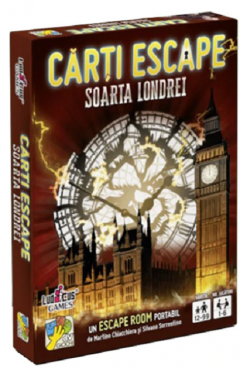 Joc - Escape - Soarta Londrei