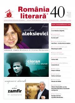 Romania literara nr. 40/2020