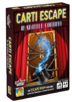 Joc - Escape - In spatele cortinei