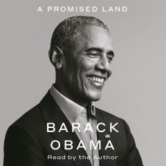 A Promised Land - Audio CD (In lectura autorului)