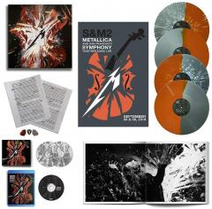 S&M2 Limited Edition Deluxe Box - 4 LP+2 CD+Blu Ray
