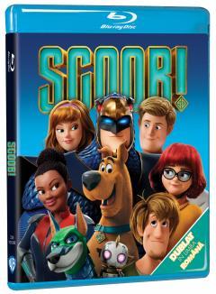 Scoob! (Blu-Ray Disc)
