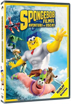 SpongeBob - Aventuri pe uscat / The SpongeBob Movie: Sponge Out of Water