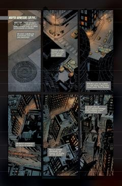 Batman #2. Orasul bufnitelor
