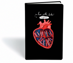 Carnet aniversar Carturesti - In love with books