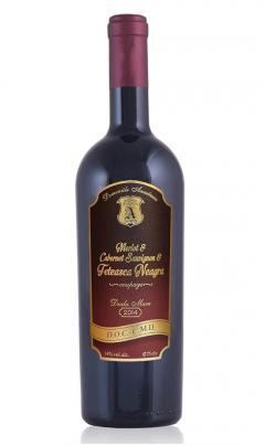 Vin rosu - Domeniile Anastasia - Private Reserve Merlot, Feteasca, Cabernet, sec, 2014