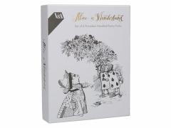 Set 4 furculite - Alice in Wonderland