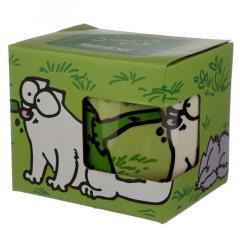 Cana - Simon's Cat, verde
