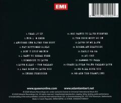 Queen + Adam Lambert - Live Around The World