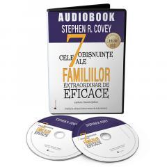 Cele 7 obisnuinte ale familiilor extraordinar de eficace - Audiobook