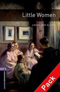Little Women - Oxford Bookworms, Level 4 -  audio CD pack