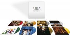 ABBA - The Studio Albums (Coloured Vinyl Boxset)