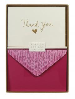 Carte postala - Thank You - Heart