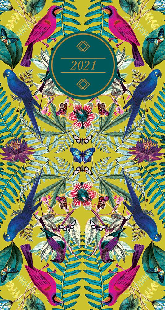 Jurnal 2021 - Slim - Archive - Jungle - Portico Designs