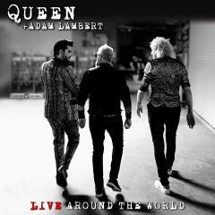 Queen + Adam Lambert - Live Around The World - Vinyl