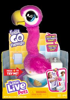 Jucarie - Little Live Pets - Gotta Go Flamingo