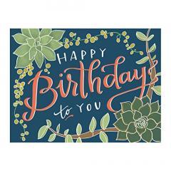 Felicitare - It's Birthday Time - Modele diferite