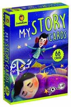 Joc cu carti de joc: Inventeaza o poveste