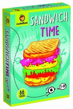 Joc cu carti de joc: Sandwich