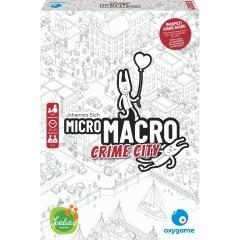Joc de societate MicroMacro - Crime City