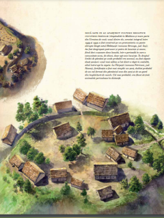 Cetati, castele si alte fortificatii din Romania Vol.1
