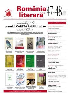 Romania literara nr. 47-48/2020
