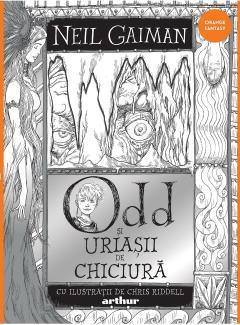 Odd si Uriasii de Chiciura