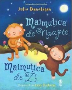Maimutica de Noapte, Maimutica de Zi