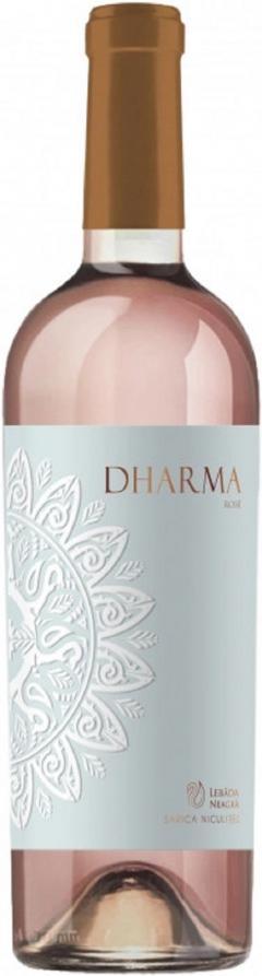 Vin rose - Lebada Neagra, Dharma, Merlot, sec, 2019