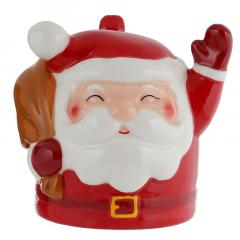 Cana - Christmas Santa Upside Down