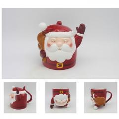Cana - Christmas Santa Upside Down