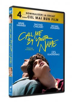Striga-ma pe numele tau / Call Me By Your Name