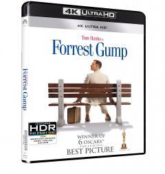 Forrest Gump 4K UHD (Blu Ray Disc) / Forrest Gump