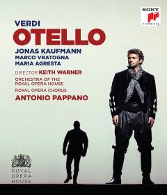 Verdi: Otello (Blu Ray)