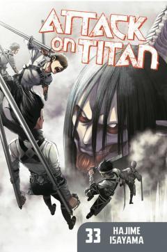 Attack on Titan - Volume 33