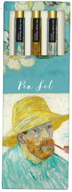 Set pixuri - Vincent van Gogh, 3 pieces